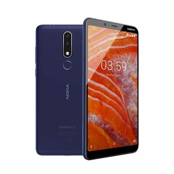 Перейти на Алиэкспресс и купить Nokia 3,1 Plus 3 Гб/32 ГБ синяя одна SIM-карта TA-1125