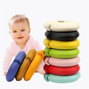Edge-Guard-Strip Protection-Bumper Anti-Collision-Strip Desk-Table L-Shaped Soft Baby Safety