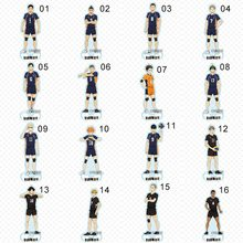 Figure-Models Haikyuu Acrylic Anime Desk-Action-Toys Gifts 15cm Fans Desk-Stand Activities