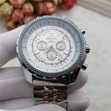 2020 Breitling Luxury Brand Mechanical Wristwatch Mens Watches Quartz W