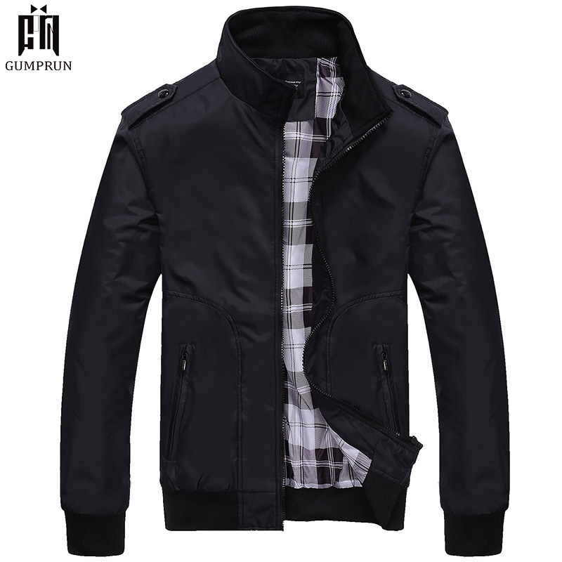 2019 New Jacket Men Fashion Casual Loose Mens Jacket Sportswear Bomber Jacket Mens Jackets Men And Coats Plus Size M- 3XL