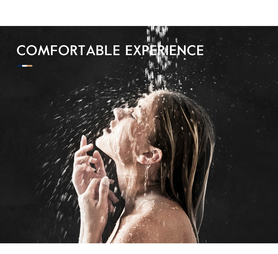 H59ed2825e5984befb43de50e92ad8fc44 Frap Bathroom Faucet Black Rain Shower Head Faucet Wall Mounted Bathtub Shower Mixer Tap Shower Faucet Shower Set Mixer F2457