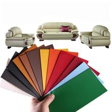 25*30CM (2pcs) Leather Repair Self-Adhesive Patch PU Paste Stick On Sofa Clothing Repair Multicolor Big Size Badge