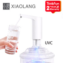 XiaoLang su sebili ev otomatik dokunmatik anahtarı su pompası elektrikli pompa şarj UVC ultraviyole sterilizasyon