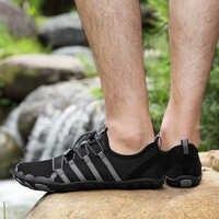 Tenisówki typu uniseks buty do pływania buty na plażę nadmorskie sporty wodne kapcie surfingowe Upstream lekkie obuwie sportowe dla mężczyzn