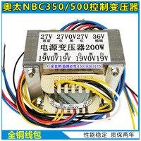 Barato https://ae01.alicdn.com/kf/H59eddf31f5f04931bc5230b16bca29b8Y/NBC350 500 Gas blindado máquina de soldadura transformador de Control EI114 38X50 piezas de reparación de.jpg