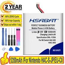HSABAT – batterie 100% mAh 5350 originale pour Nintendo HAC-003/HAC-S-JP, pour Console Switch EU-C0