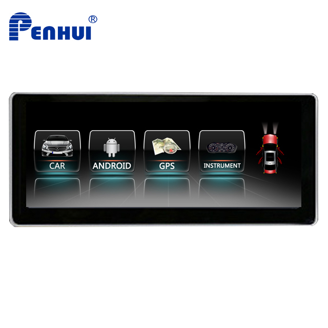 Car DVD for Mercedes-Benz C/GLC-CLASS/<font><b>W204</b></font>/W205 (2007-2018) With LHD&<font><b>RHD</b></font> Car Radio Multimedia Video Player Navigation image
