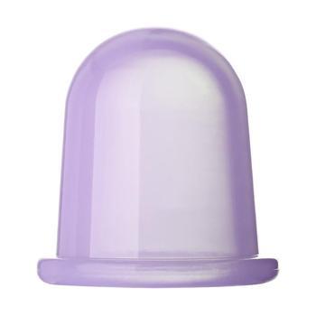 1pc Family Full Body Massage Massgaer Helper Sillicone Anti Cellulite Vacuum Health Care Silicone Cupping Cups Drop Shipping - purple