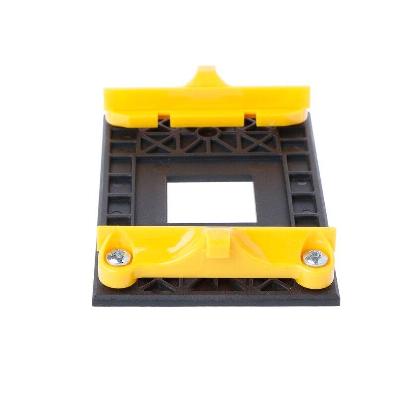 1 шт. процессор вентилятор охлаждения кронштейн для охлаждения держатель радиатора основание для AM4 887 разъем|Компьютерные кабели и разъемы|   | АлиЭкспресс