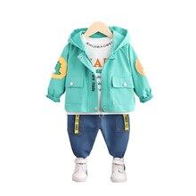 Одежда для маленьких мальчиков и девочек на весну осень детские