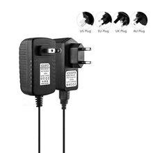 5V 3A type-C USB AC/DC адаптер настенного зарядного устройства Шнур питания для Raspberry Pi 4 Модель B адаптер питания с переключателем