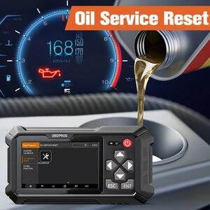 Image 3 - Obdprog m500 obd2 ferramenta de correção odômetro serviço óleo profissional redefinir obd 2 scanner ajuste quilometragem ferramentas diagnóstico do carro