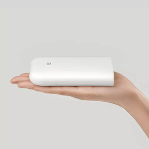 Image 2 - Xiaomi Mijia AR מדפסת 300dpi נייד תמונה מיני כיס עם נתח DIY 500mAh תמונה מדפסת כיס מדפסת עבודה עם Mijia