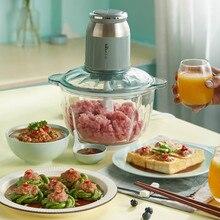 Onion Chopper Meat Grinder Electric Multifunction Sausage Stuffer Grinder Food Processor Moedor De Carne Kitchen Tools DE50JR
