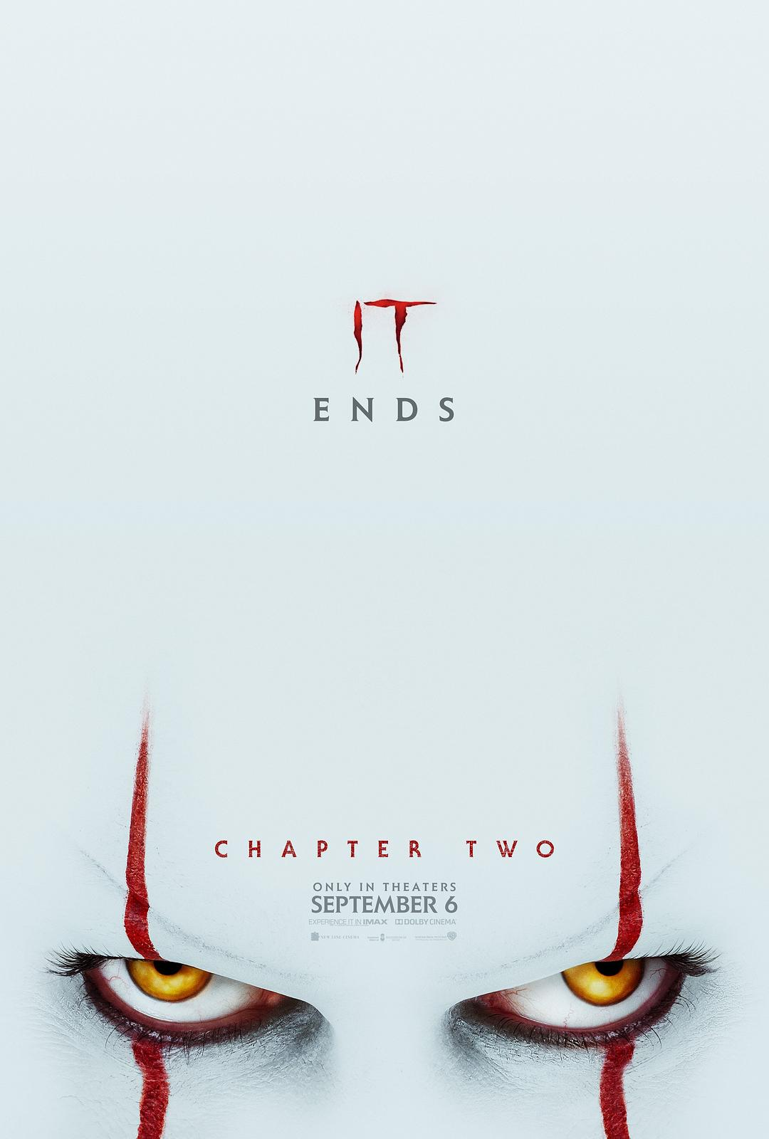 小丑回魂2 It: Chapter Two
