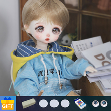 BJD Doll Toys YOSD Fairy-Fura Kids Surprise Resin Shuga Girls Boys for Gifts Birthday