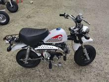 Motocykl pojazd dla Honda Mini Trail Z50 małpa rower 110cc 125cc twardy ogon małpa rower goryl rower