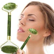 Fashion Jade Massager Salon Anti-Aging Anti Wrinkle Body SPA Beauty Roller Facel
