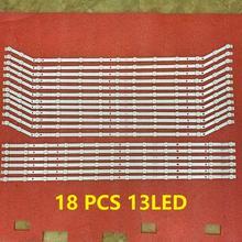 6 Set = 18 Pcs 13LED Led Backlight Strip Voor UN40J6200 UN40H6203 UE40H6203 UE40EH5300 D3GE 400SMB R3 400SMA R2 BN96 28767B 28766A