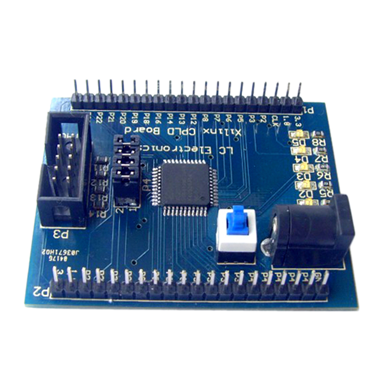 For Xilinx XC9572XL CPLD Development Board Learning Board Experimental Plate
