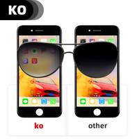 KO Premium LCD for iphone7 7plus LCD Screen Display Screen for Iphone 8 plus LCD Panel Repair tools as gift