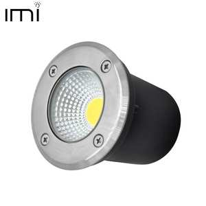 LED Underground light 5W 10W COB Floor Lamp Outdoor Ground Spot Landscape Garden Square Path Buried Yard 85-265V DC12V 24V IP68