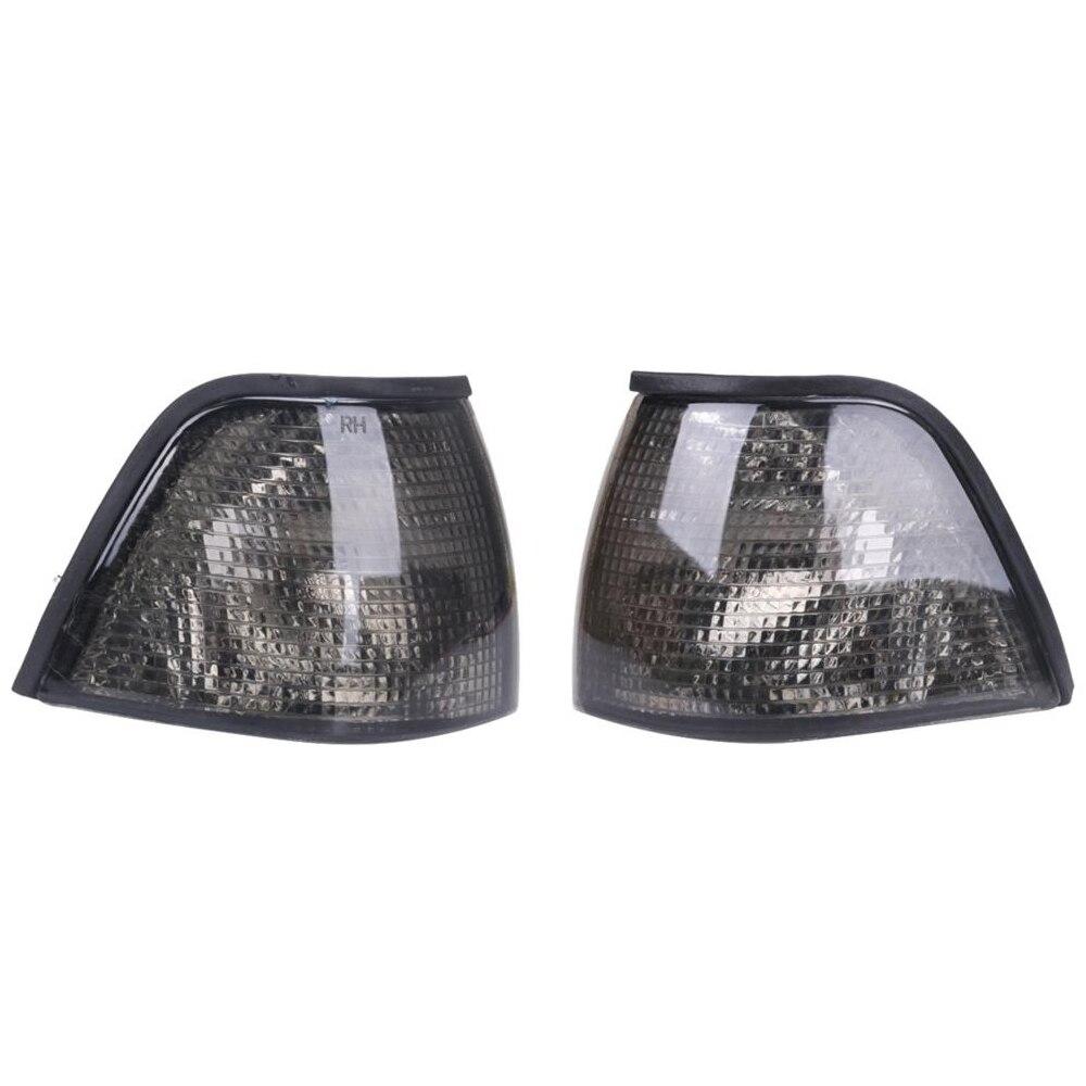 For 1992-1999 Bmw 318 323 325 M3 Coupe Convertible Corner Park Signal Light Rh