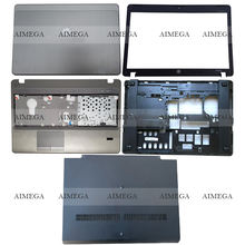 Новый ноутбук lcd задняя крышка/передняя рамка/подставка/нижний