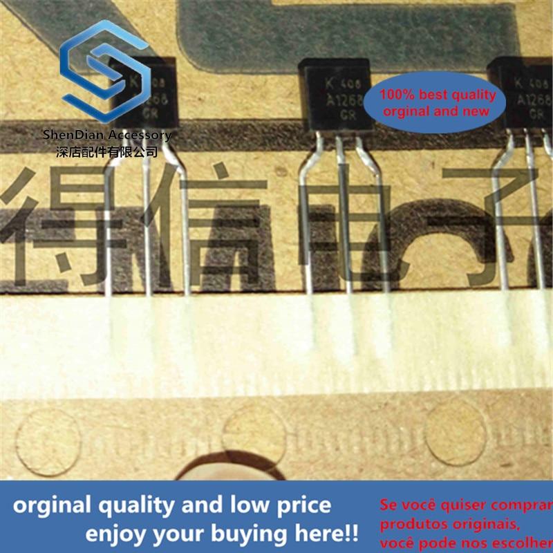 30pcs 100% Orginal New KTA1268GR A1268GR A1268 TO-92 Real Photo