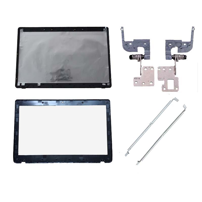 Laptop cover For Asus K52 A52 X52 K52f K52J K52JK A52JR X52JV A52J 13GNXZ1AM044 1 LCD Back Cover/LCD front Bezel/Hinges/bracket|laptop cover|cover for laptop|covers for asus laptops - title=