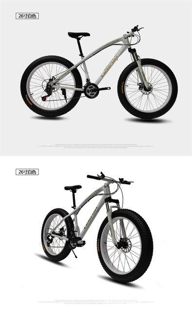 High Performance Mountain Bike 6