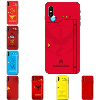 Pokedex Alt For Huawei nova 2 2S 3i 4 4e 5i Y3 Y5 II Y6 Y7 Y9 Lite Plus Prime Pro 2017 2018 2019 Soft TPU Hot Selling image