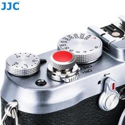 JJC zgodne miękkie zwolnienie migawki nasadka na przycisk do Fuji Fujifilm X-T30 XT30 X-T3 XT3 X100F X-Pro2 X-Pro1 X-T2 X-E3 X-E2S X-T20