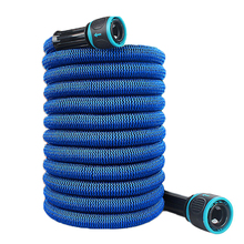 Expandable Garden Water Hose Pipe Magic Hose Flexible High Pressure Car Wash Hose Watering Gardenhose все цены