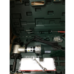 ISY-80B Abschrägung Maschine Tragbare Rohr Edelstahl Rohr Abschrägung Maschine Elektrische Beveller Anfasen Maschine 1.8KW 220V