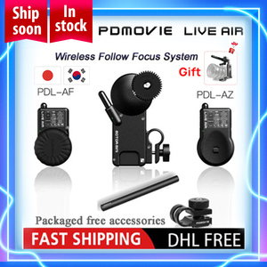 Image 1 - PDMOVIE canlı hava PDL AF ve PDL AZ Bluetooth kablosuz takip odak sistemi DSLR satın canlı hava olsun kulesi hava ücretsiz VS TILTA