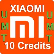 UMT pour Xiaomi Pack avec 10 crédits