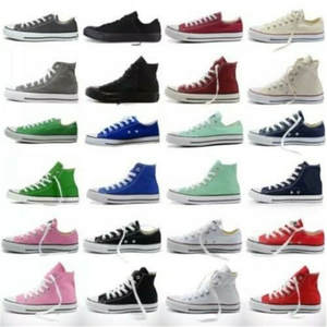 Women's shoes hot sale Dames Chuck-Taylor Aylor All Star Lage Ox Hoge top women's sneakers Canvas Schoenen casual shoes