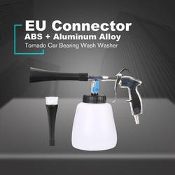 Łożysko samochodowe myjka pneumatyczna wnętrze samochodu dokładne czyszczenie maszyna Espuma narzędzie wysokie ciśnienie ze szczotką