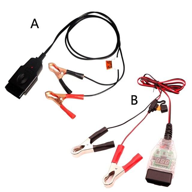 أداة استبدال بطارية السيارة ، موفر ذاكرة الكمبيوتر ، R9CC ، OBD2