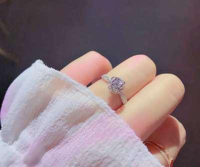 Горячая Распродажа, дизайн, роскошное большое овальное CZ кольцо золотого цвета, обручальное кольцо, хорошее ювелирное изделие для женщин, ювелирных изделий - Цвет основного камня: 11