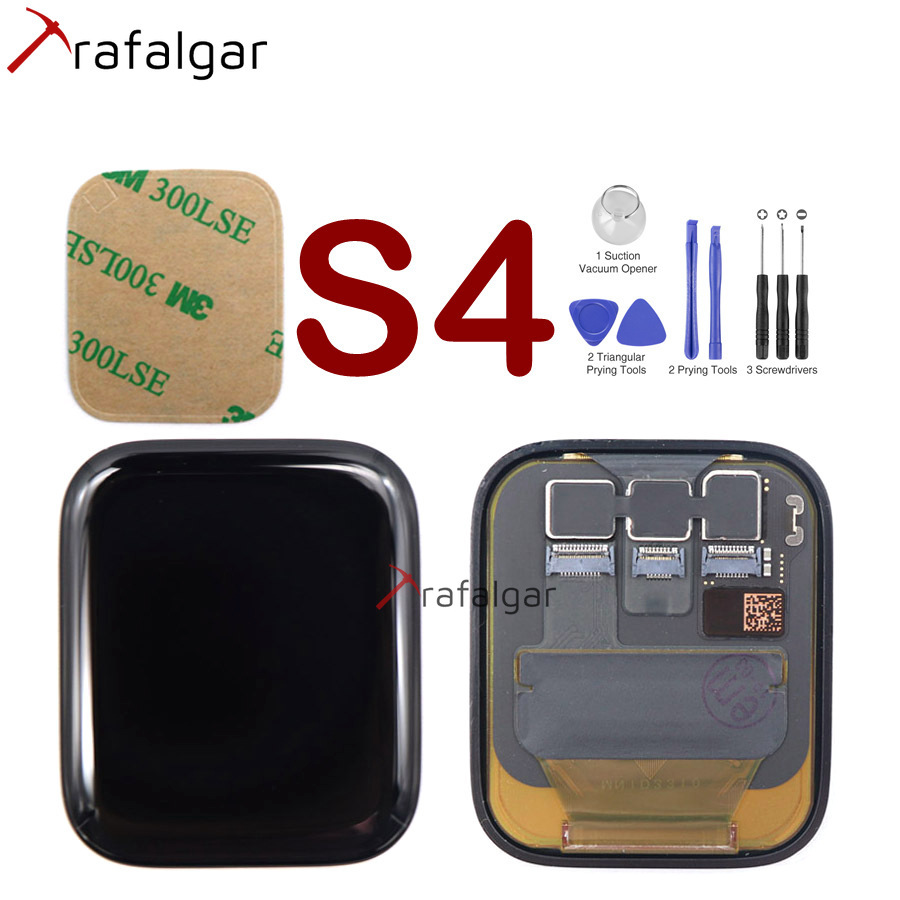 40mm 44mm Screen For Apple Watch Series 4 LCD Display Touch Screen Digitizer Panel Assembly S4