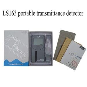 Image 5 - LS163 medidor de tintado de ventana Transmisión de película Solar, probador de vidrio filmado tinte uv, probador de película de vidrio Linshang