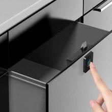 Fingerprint Lock Furniture Drawer File Intelligent