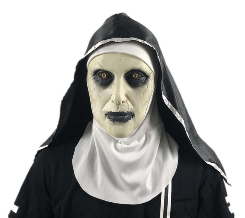 The Conjuring 2 Scary maintenant Mask Latex Fancy Dress Prank d/'Horreur Halloween Costume