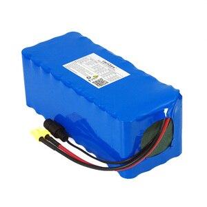 Image 3 - VariCore 36V 10000mAh 500W High Power 42V 18650 Lithium Batterie Motorrad Balance auto Fahrrad Roller mit 42v 2A Ladegerät