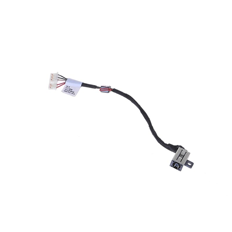 DC Power Jack Cable Socket Plug Wire Harness Connector Charging Port Replacement For Dell Inspiron 15-5000 5558 5555 5559 Laptop