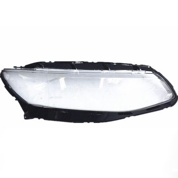 1 Pcs Car Front Head Light Lamp Cover for Chevrolet Mailbu XL 2016 2017 2018 Headlight Head Light Lamp Waterproof Clear Lens Aut