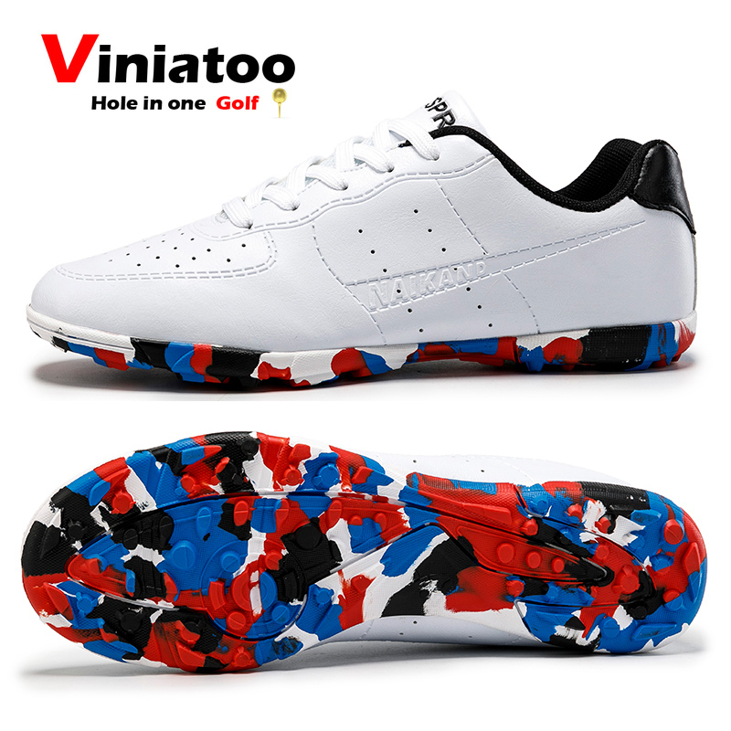 2020 New Brand Men Professional Golf Trainers Sneakers Cheap Comfortable Anti Slip Athletic Golf Shoes Breathable Sport Shoes